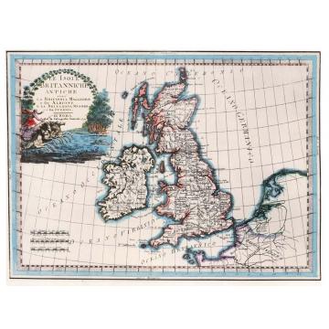 Le carte degli Stati vari antichi per conoscere il mondo