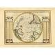 Carta antica dell'Emisfero Terrestre Meridionale 1789