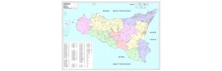 Regioni CAP a colori