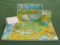 Regali aziendali e promozionali sul tema delle carte geografiche