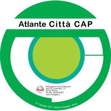 Atlante delle città con CAP su CD