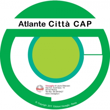 Atlas of cities with CAP on CD