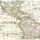 Carta antica del Mondo 1775