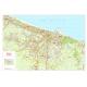Mappa della Città di Pescara con CAP