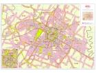 Mappa della Città di Modena con CAP