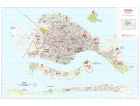 Mappa della Città di Venezia con CAP