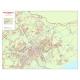 Mappa della Città di Mestre-Marghera con CAP