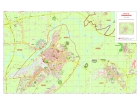 Mappa della Città di Alessandria con CAP