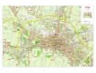 Mappa della Città di Bologna con CAP