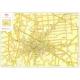 Mappa della Città di Cesena con CAP
