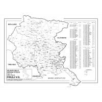 Regione Friuli Venezia Giulia con CAP