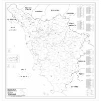 Regione Toscana con CAP