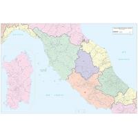 Italia amministrativa Centro
