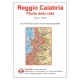 Plan of Reggio Calabria with postal codes