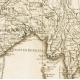 Carta antica delle Indie Orientali 1797