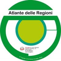 Atlante delle Regioni d'Italia su CD
