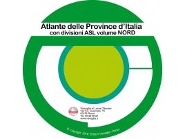 Atlante delle Province d'Italia ASL Nord