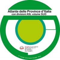 Atlante delle Province d'Italia ASL Sud