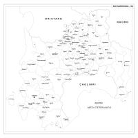 Carta della provincia del Sud Sardegna