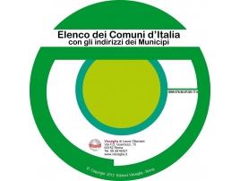 Elenco dei Comuni d'Italia con indirizzi dei municipi