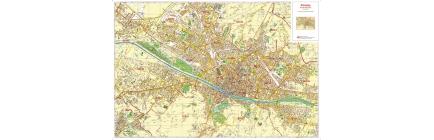 Carte geografiche delle Città Italiane con CAP