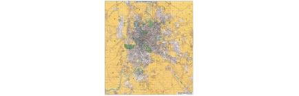Carte stradali Roma e Italia
