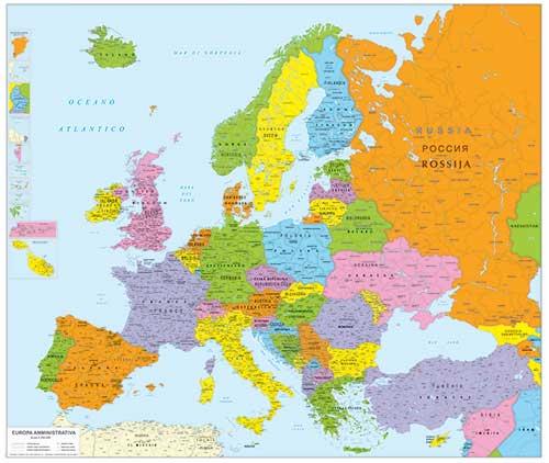 Europa amministrativa