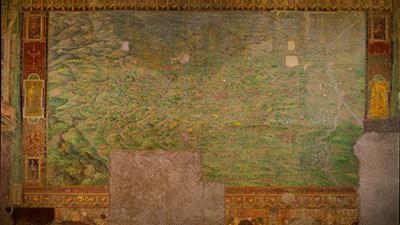 Sala Bologna carta territorio