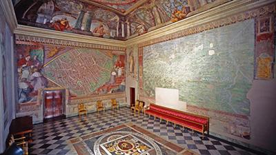 Sala Bologna veduta
