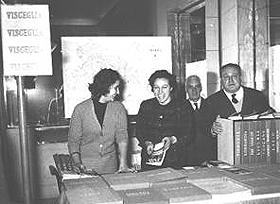 Torino- VI Congresso di Urbanistica (Ottobre 1956)