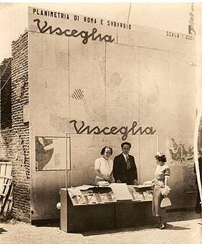 Cartografia Italia - Vincenzo Visceglia