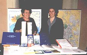"Rosangela Visceglia e Laura Ottaviani insieme alla Giornata organizzata dal ""Centro Studi Lucani nel Mondo"""