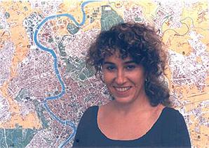 Laura Ottaviani, titolare della Cartografica Visceglia