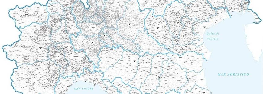 Le prime forme di carte geografiche