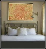 Carte geografiche antiche per ricerche o arredamento