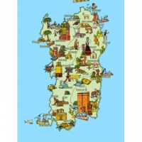 Carte geografiche personalizzate per tour operator, agenzie turistiche, alberghi, b&b, hotel