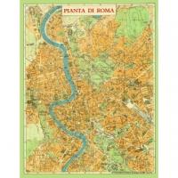 Carte geografiche tematiche personalizzate per strutture ricettive come hotel, alberghi, tour operator