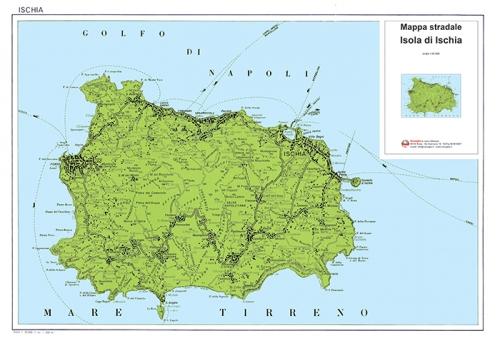 Carte geografiche turistiche personalizzate per gli operatori del settore