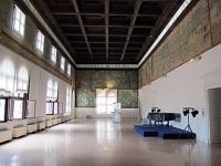 Ecco il Salone delle carte geografiche al Museo Archeologico Nazionale di Ferrara!