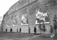 Continua il percorso tra i luoghi cartografici: le tavole policrome di Via dei Fori imperiali