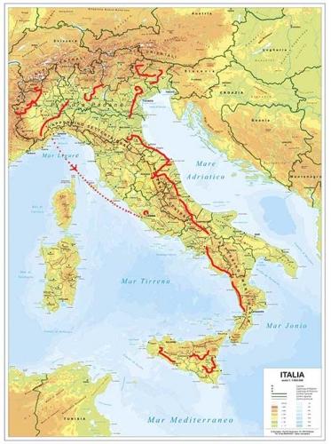 Giro d'Italia 2018: tappa finale a Roma