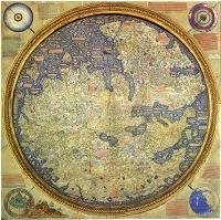 Il mappamondo di Fra Mauro: il planisfero prima di Colombo!