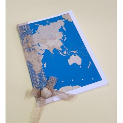 Il tuo matrimonio sul tema del viaggio. Bomboniere, bouquet, decorazioni con le carte geografiche