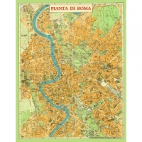 La Galleria delle carte geografiche ai musei Vaticani