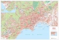 La mappe comunali, provinciali e regionali con cap per aziende pubbliche e private