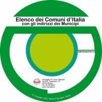 Le carte con Cap delle realtà territoriali italiane