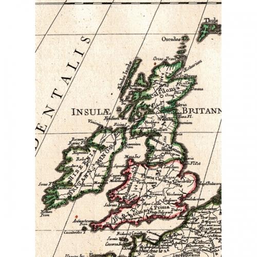 Le carte geografiche antiche, anche personalizzate, per l'arredamento classico di casa. L'archivio Visceglia