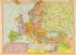 Le carte geografiche vintage per studio o arredamento