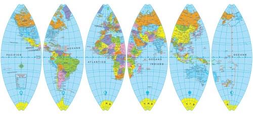 Le coordinate geografiche Latitudine, Longitudine ed Altitudine