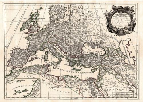 Cartina Italia Nel 1400.Le Rivoluzioni Cartografiche Del Rinascimento